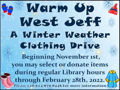 Warm Up West Jefferson